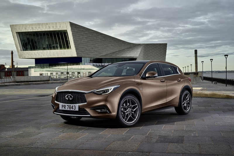 Infiniti Contract Hire