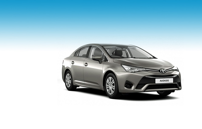 TOYOTA AVENSIS DIESEL SALOON Business Edition 1.6D 4dr
