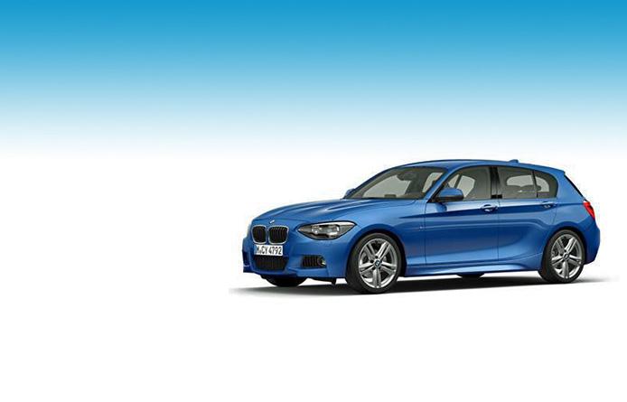 BMW 1 SERIES DIESEL HATCHBACK M Sport 118d 5dr [Nav] - including  privacy glass
