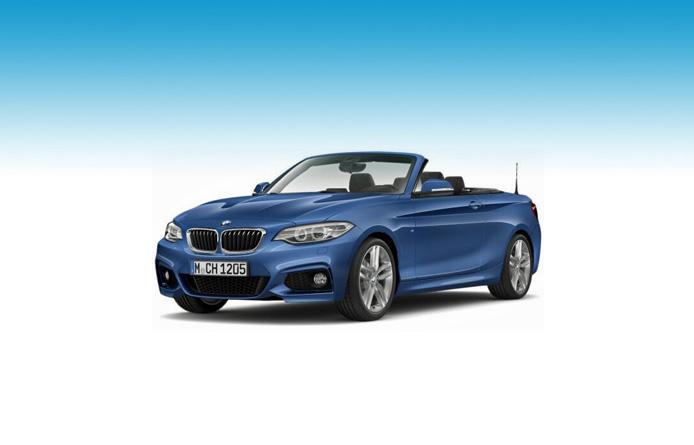 BMW 2 SERIES CONVERTIBLE M Sport 218i  2dr [Nav]