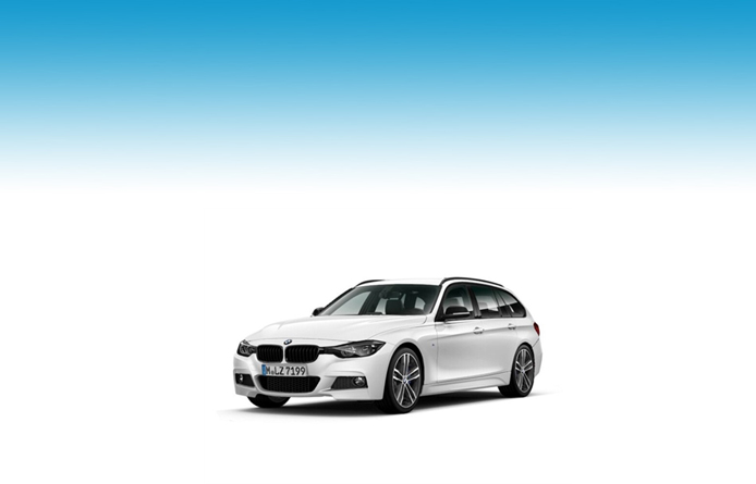 3 SERIES TOURING SPECIAL EDITION 320d M Sport Shadow Edition 5dr Step Auto
