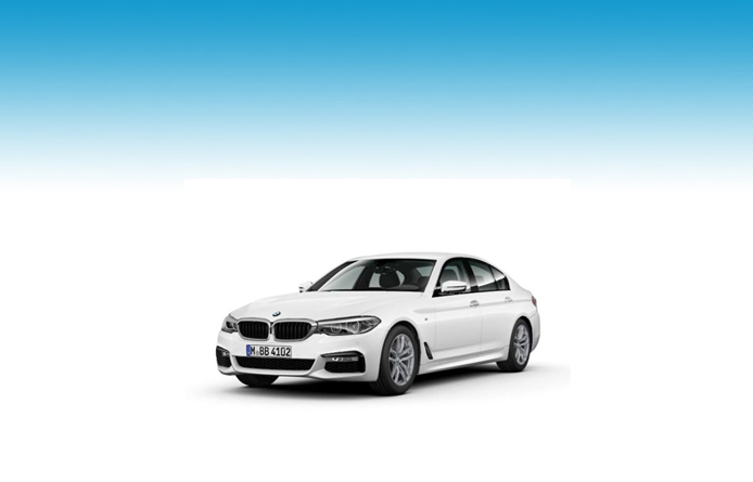 BMW 5 SERIES DIESEL SALOON 520d M Sport 4dr Auto - Includes Sun protection glass