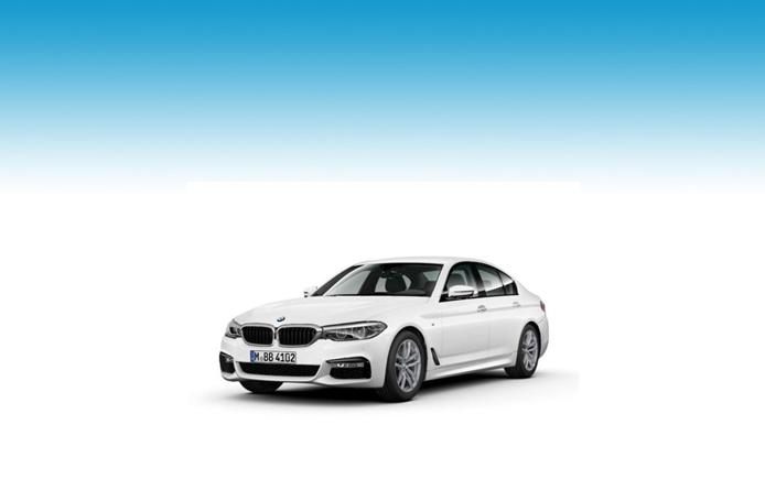BMW 5 SERIES DIESEL SALOON M Sport 520d 4dr Auto