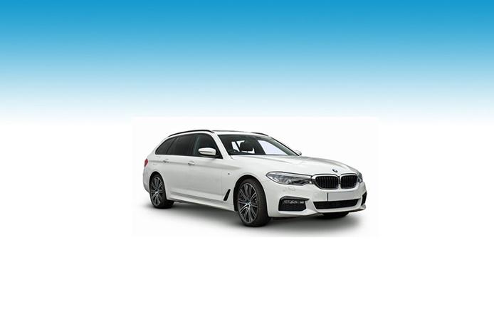 BMW 5 SERIES DIESEL TOURING M Sport 520d 5dr Auto