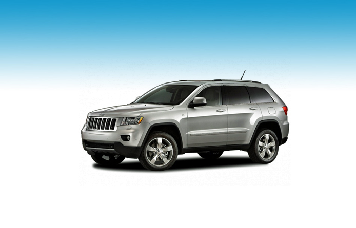 JEEP GRAND CHEROKEE SW DIESEL Overland 3.0 CRD Overland 5dr Auto