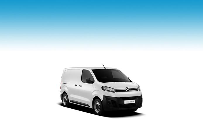 CITROEN DISPATCH M DIESEL 1000 1.5 BlueHDi 100 Van Enterprise
