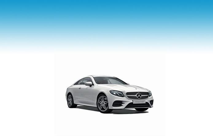 MERCEDES-BENZ E CLASS DIESEL COUPE E220d AMG Line Premium 2dr 9G-Tronic
