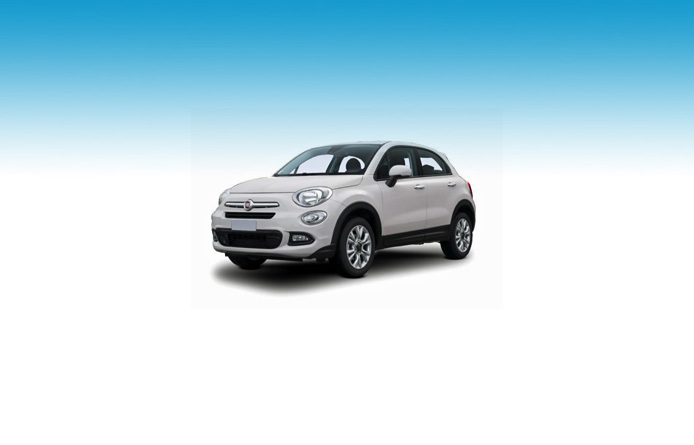 FIAT 500X DIESEL HATCHBACK Cross 1.6 Multijet Cross 5dr [Nav]