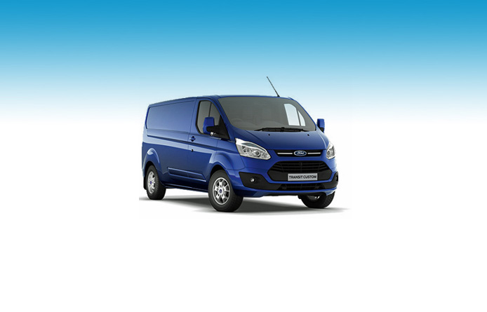 FORD TRANSIT CUSTOM 270 L1 DIESEL FWD 2.0 TDCi 105ps Low Roof Van - INCLUDES CHILLER CONVERSION
