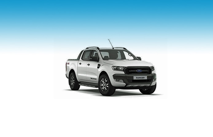 FORD RANGER DIESEL Pick Up Double Cab Wildtrak 3.2 TDCi 200 Auto