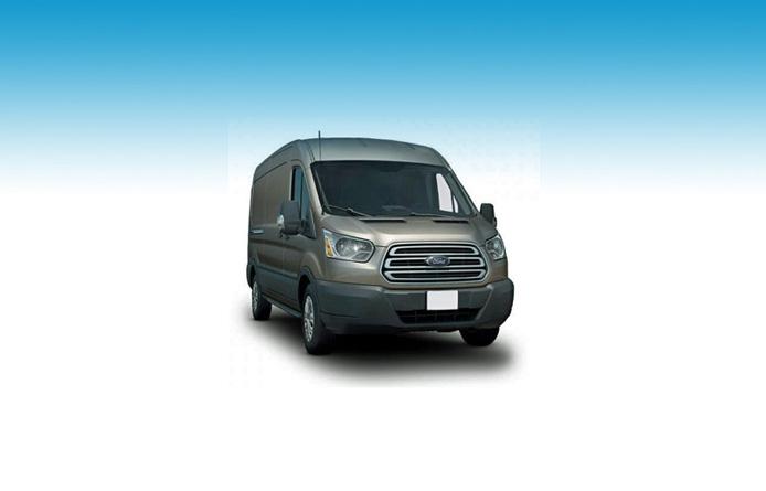 FORD TRANSIT 350 L3 DIESEL FWD 2.0 TDCi 130ps H2 Van