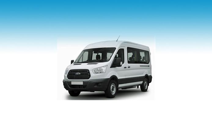 FORD TRANSIT 350 L2 MINIBUS DIESEL RWD 2.2 TDCi 125ps H2 12 Seater
