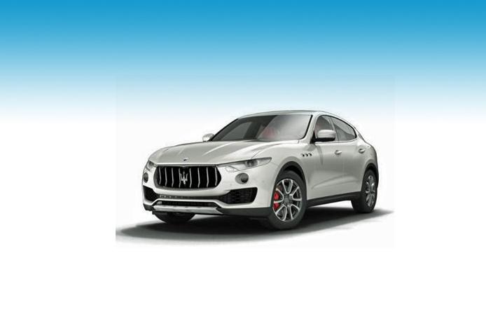 MASERATI LEVANTE DIESEL ESTATE V6d 5dr Auto