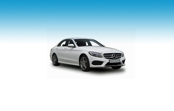 MERCEDES-BENZ C CLASS DIESEL SALOON AMG Line C220d 4dr Auto