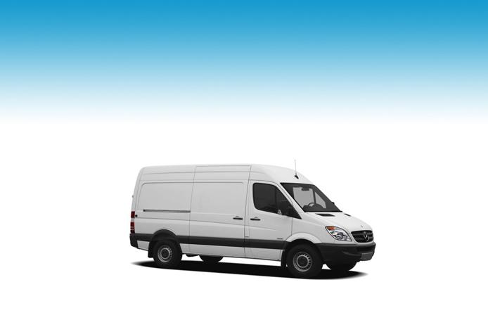 MERCEDES-BENZ SPRINTER 314CDI L2 DIESEL FWD 3.5t H2 Progressive Van From: £350.65pm + vat