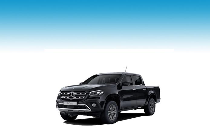 MERCEDES-BENZ X CLASS SPECIAL EDITIONS Element 250d 4Matic Double Cab Pickup Auto