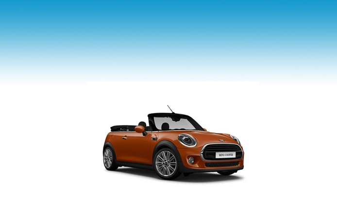 MINI CONVERTIBLE 1.5 Cooper II 2dr [Chili Pack] Special 45 month contract 6+44/10kpa £169.99+ vat