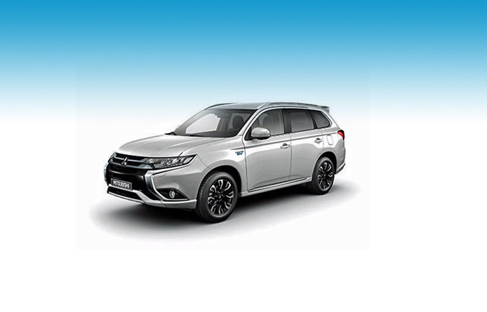 MITSUBISHI OUTLANDER ESTATE 4 2.0 PHEV 4h 5dr Auto-FOC home charger fitted order before 31st March