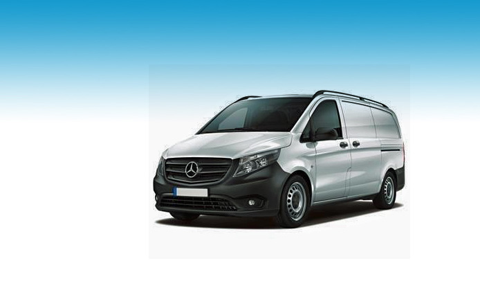 MERCEDES-BENZ VITO LONG DIESEL  111CDI Van- Limited Stock