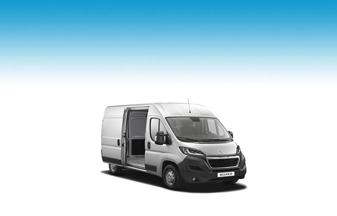 PEUGEOT BOXER 335 L3 DIESEL 2.2 BlueHDi H3 Professional Van 140ps