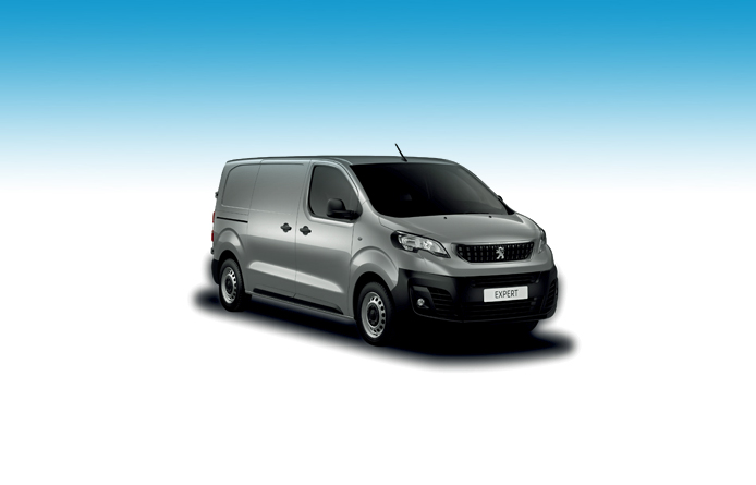 PEUGEOT EXPERT STANDARD DIESEL 1000 1.6 BlueHDi 115 Professional Van - Includes Maintenance