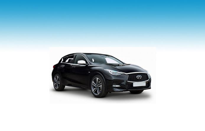 INFINITI Q30 DIESEL HATCHBACK Premium Tech 2.2d 5dr AUTO [AWD] [IN-Touch Nav]