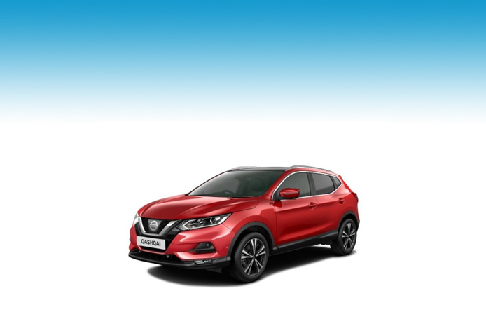 NISSAN QASHQAI HATCHBACK N-Connecta 1.2 DiG-T N-Connecta [Glass Roof Pack] 5dr