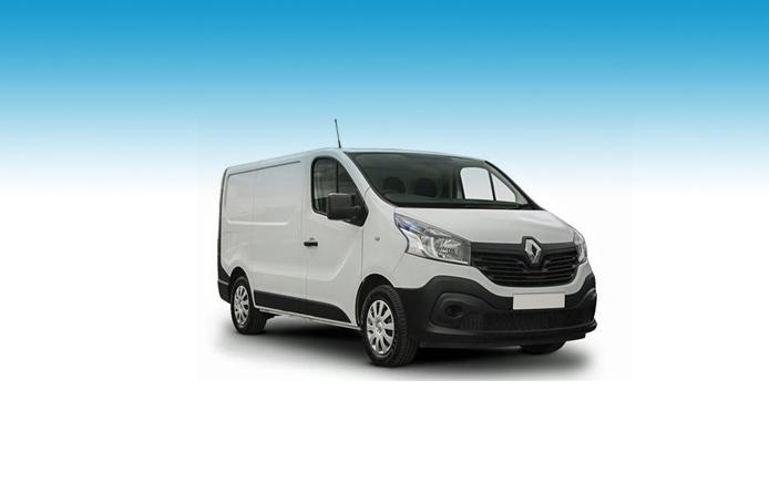 RENAULT TRAFIC LWB DIESEL LL29 dCi 120 Business+ Van