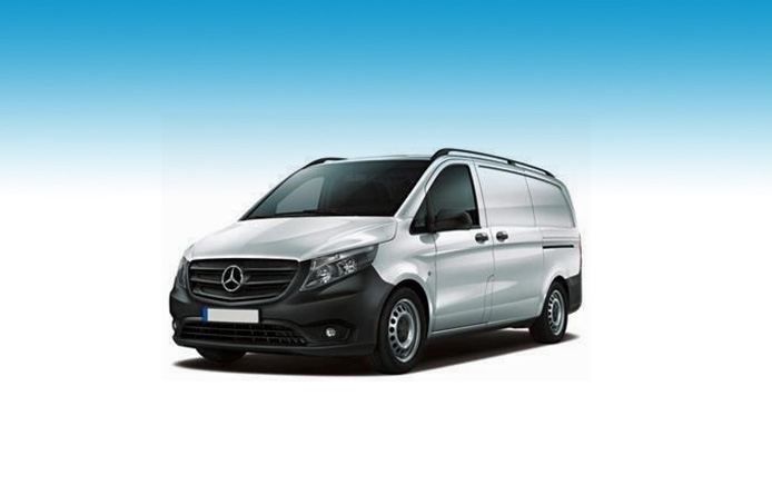 MERCEDES-BENZ VITO LONG DIESEL 111CDI Van - Stock Vehicles